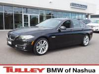2014 Used BMW 5 Series For Sale Manchester NH | VIN:WBAFV3C55ED684979
