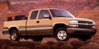 Used 2002 Chevrolet Silverado 2500 4WD Extended Cab Standard Box C6P