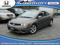 Used 2008 Honda Civic Cpe For Sale - HPH7111A | Used Cars for Sale, Used Trucks for Sale | McGrath City Honda - Chicago,IL 60707 - (773) 889-3030