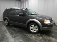 2007 Ford Freestyle SEL Wagon Front-wheel Drive