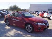 Used 2014 Honda Accord Coupe EX in Houston, TX