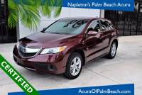 Used 2013 Acura RDX Base in West Palm Beach, FL