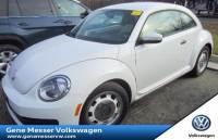 2015 Volkswagen Beetle 1.8T Classic Coupe Front-wheel Drive