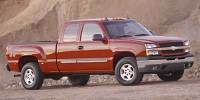 Used 2004 Chevrolet Silverado 1500 4WD Extended Cab Standard Box Work Truck
