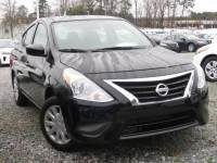 Certified Pre-Owned 2017 Nissan Versa Sedan Front Wheel Drive 4dr Car