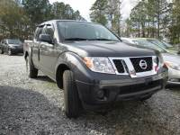 Certified Pre-Owned 2015 Nissan Frontier Rear Wheel Drive Crew Cab Pickup