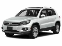 Used 2016 Volkswagen Tiguan 2.0T SE Automatic SUV in Fairfield CA