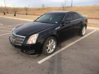 2008 Cadillac CTS RWD w/1SA Sedan