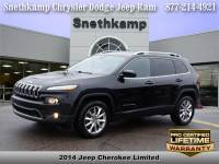 Used 2014 Jeep Cherokee Limited 4x4 for sale near Detroit