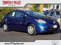2011 Toyota Prius Two Hatchback Front-wheel Drive in Temecula