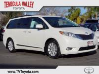 2011 Toyota Sienna Limited V6 Van Front-wheel Drive in Temecula