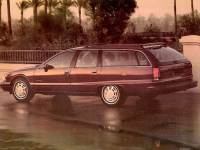 1992 Chevrolet Caprice Base Wagon