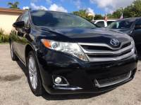 2013 Toyota Venza XLE SUV for Sale near Fort Lauderdale, Florida