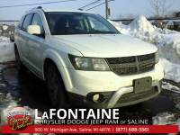 CERTIFIED PRE-OWNED 2014 DODGE JOURNEY CROSSROAD AWD