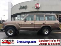 PRE-OWNED 1985 TOYOTA LAND CRUISER BASE 4WD