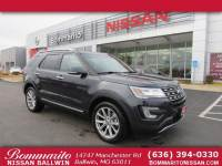 Used 2017 Ford Explorer Limited SUV in Ballwin, Missouri