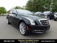 Used 2017 Cadillac ATS 2.0L Turbo Luxury in Bristol, CT