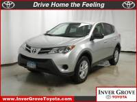 Used 2015 Toyota RAV4 LE For Sale in MN