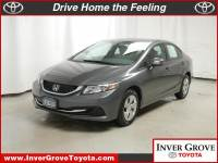 Used 2013 Honda Civic Sdn LX For Sale Minneapolis & St. Paul MN