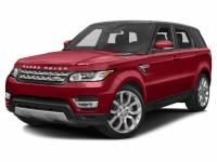 2017 Land Rover Range Rover Sport 550 HP SVR