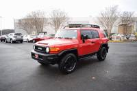 Certified Pre-Owned 2012 Toyota FJ Cruiser BSE 4WD
