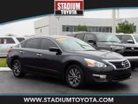 Pre-Owned 2015 Nissan Altima 4dr Sdn I4 2.5 S FWD