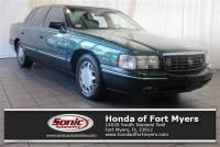 1997 CADILLAC DEVILLE 4dr Sdn in Fort Myers