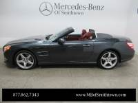 Certified Pre-Owned 2015 Mercedes-Benz SL-Class SL 550 RWD 2D Convertible