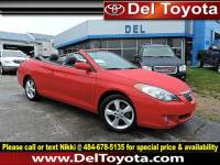Used 2005 Toyota Camry Solara SLE For Sale | Serving Thorndale, West Chester, Thorndale, Coatesville, PA | VIN: 4T1FA38P75U041621