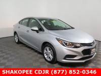 Used 2017 Chevrolet Cruze For Sale | Northfield MN | 1G1BE5SM7H7240262