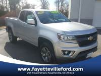 Pre-Owned 2015 Chevrolet Colorado 4WD Z71 Truck Extended Cab 6 in Fayetteville NC