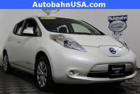 2017 Nissan Leaf S Hatchback in the Boston Area