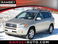 Used 2008 Toyota RAV4 4WD 4-cyl 4-Spd AT Ltd For Sale near Des Moines, IA