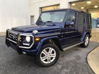 Certified Pre-Owned 2015 Mercedes-Benz G-Class G 550 4MATIC SUV in Columbus, GA