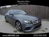 Certified Pre-Owned 2017 Mercedes-Benz E 300 RWD 4D Sedan