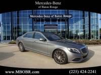 Certified Pre-Owned 2015 Mercedes-Benz S 550 RWD 4D Sedan