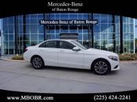 Certified Pre-Owned 2015 Mercedes-Benz C 300 4MATIC® 4D Sedan