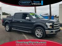 Pre-Owned 2015 Ford F-150 Truck SuperCrew Cab near Tampa FL
