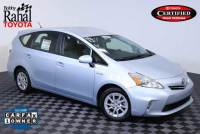 2012 Toyota Prius v Two Wagon Front-wheel Drive