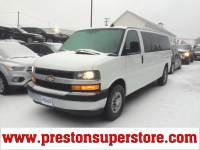 Certified Used 2017 Chevrolet Express 3500 LT Minivan/Van in Burton, OH