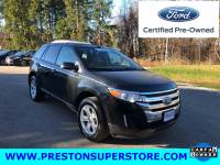 Certified Used 2014 Ford Edge SEL SUV in Burton, OH