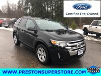 Certified Used 2013 Ford Edge SEL SUV in Burton, OH