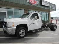 2008 Chevrolet 3500HD Diesel Cab & Chassis LT1