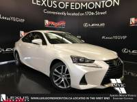 Pre-Owned 2017 Lexus IS 300 DEMO UNIT - STANDARD PACKAGE All Wheel Drive 4 Door Car
