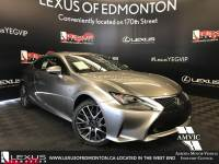 Pre-Owned 2017 Lexus RC 350 DEMO UNIT - F SPORT SERIES 2 All Wheel Drive 2 Door Car