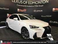 Pre-Owned 2017 Lexus IS 300 DEMO UNIT - F SPORT SERIES 1 All Wheel Drive 4 Door Car