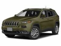 Used 2015 Jeep Cherokee Limited 4x4 SUV For Sale Toledo, OH