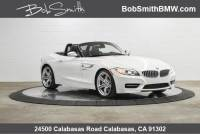 Certified Used 2015 BMW Z4 2dr Roadster sDrive35is