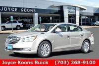 Certified Used 2015 Buick LaCrosse Leather Sedan for sale in Manassas VA