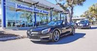 Certified Pre-Owned 2016 Mercedes-Benz AMG® SL 63 Rear Wheel Drive Convertible